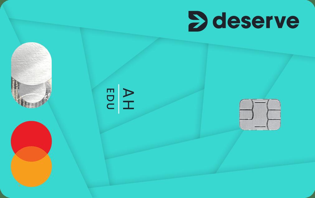 Deserve Edu Student Credit Card