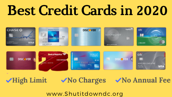 best travel credit card 2020