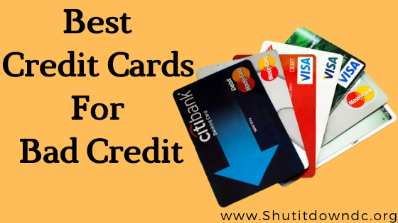 Best Savings Accounts 2020.Best Credit Cards For Bad Credit 2020 Picks For Low Score
