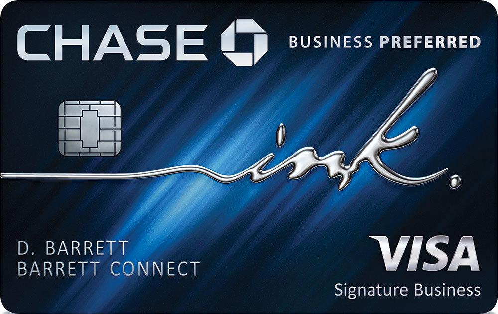 Ink Business Preferred business credit card