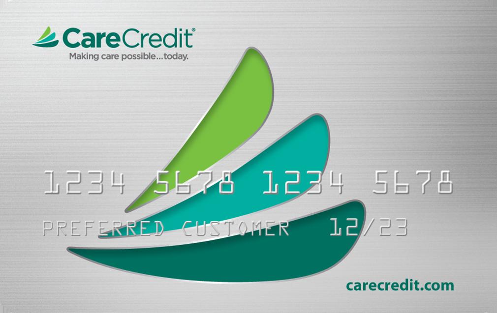Synchrony CareCredit Credit Card