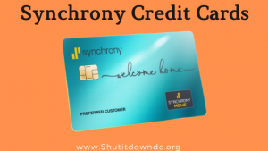 Synchrony Credit Cards