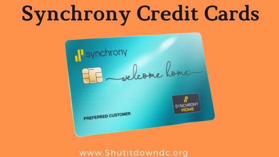 Synchrony Credit Cards