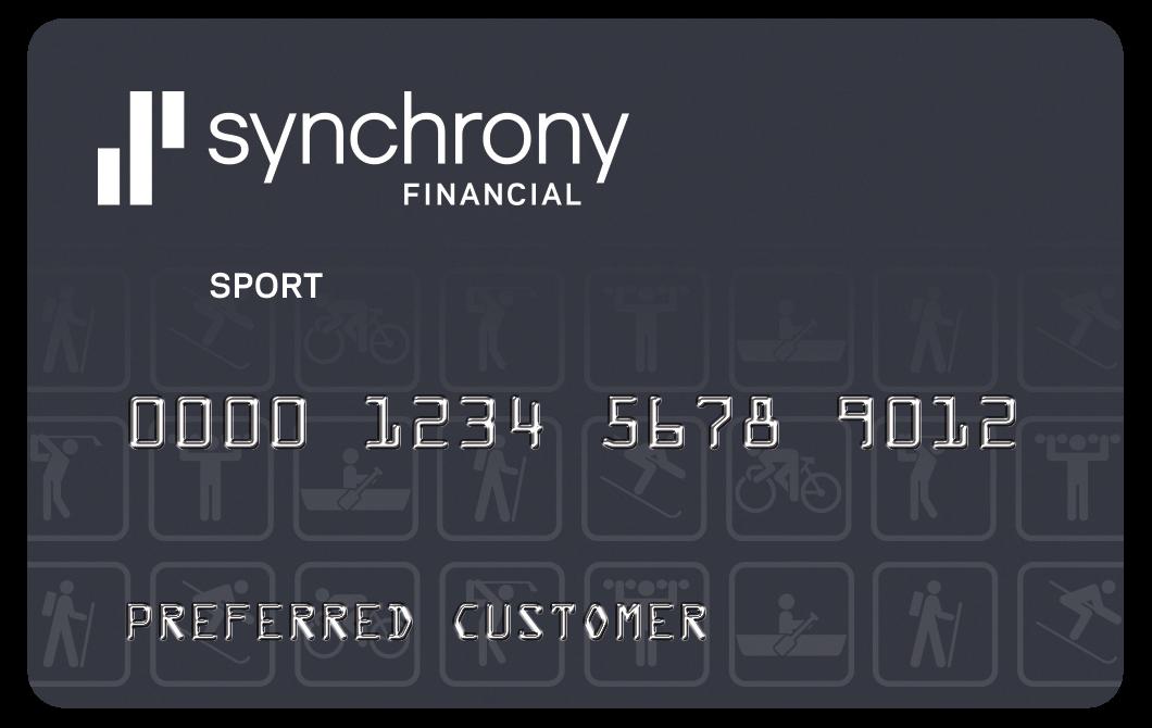 Synchrony Sports Credit Card