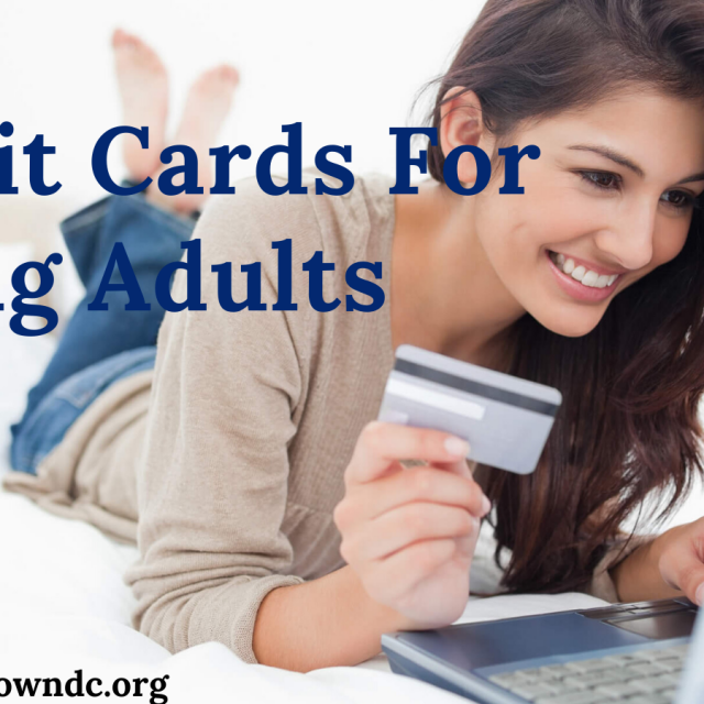 best credit cars for young adults