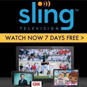 Sling TV 30 Days Trial