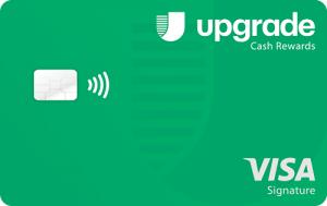 Upgrade Visa Card with Cash Rewards