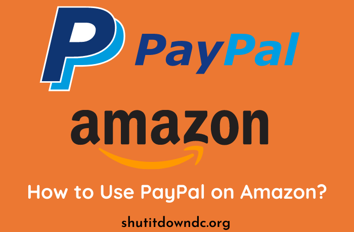 Use PayPal on Amazon