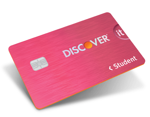 Discover® Student Cash Back