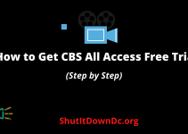 CBS All Access Free Trial