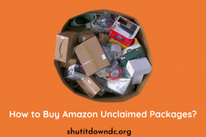How to Buy Amazon Unclaimed Packages