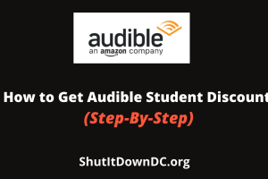 How to Get Audible Student Discount